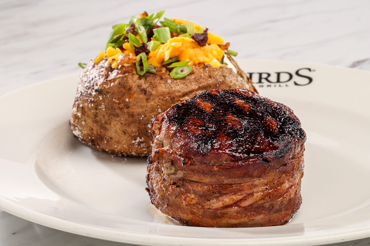 Firebirds Filet Mignon